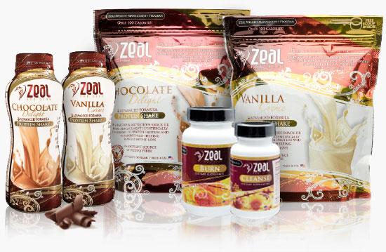 zurvita-products